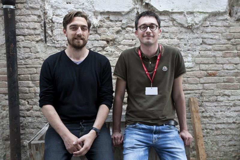 Brendan Cormier e Stefano Tropea